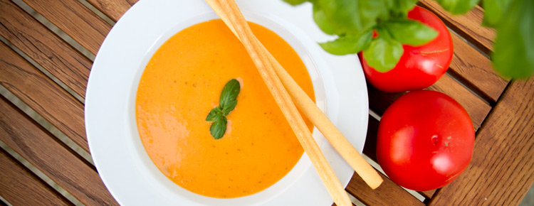 Gaspacho - chłodnik z pomidorów