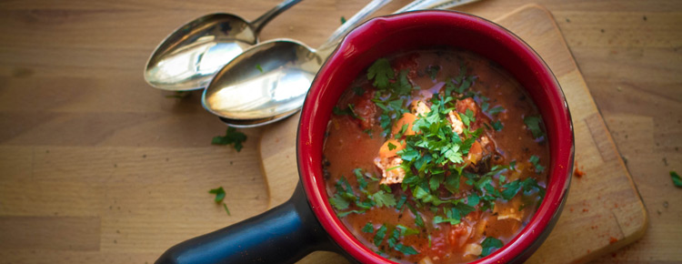 Zupa rybna przepis