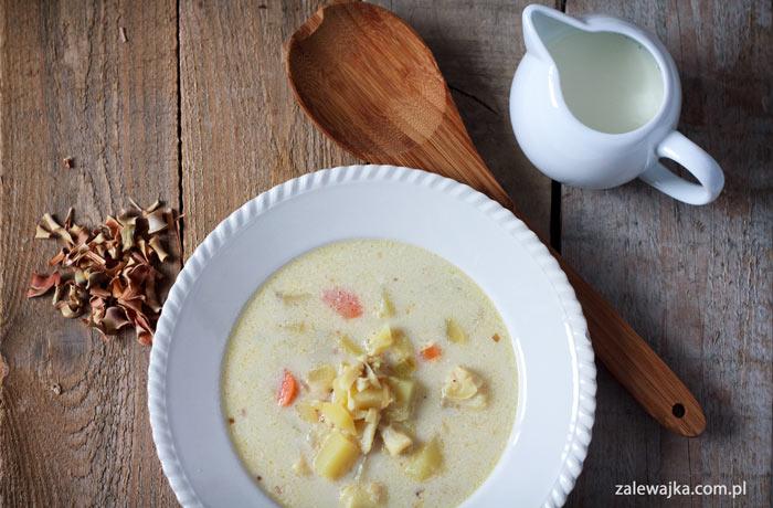 dorsz zupa rybna