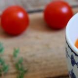 Zupa-krem pomidorowo-pomidorowa